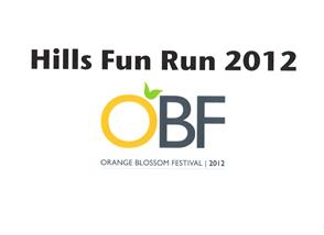2012 Hills Fun Run
